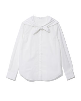 Front bow shirt
