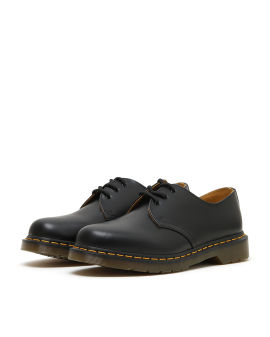 Smooth oxford shoes