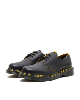 1461 double stitch leather Oxford shoes