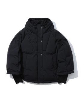 Monochrome down jacket