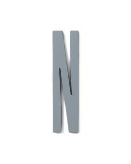 Letter N display