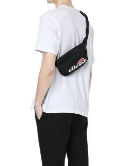 Logo print belt bag