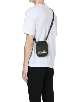Logo print crossbody bag