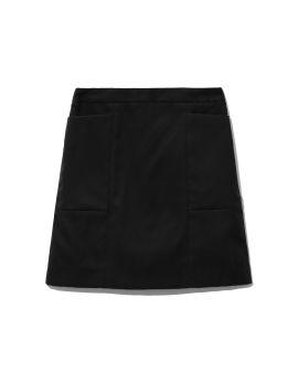 Pocket mini skirt