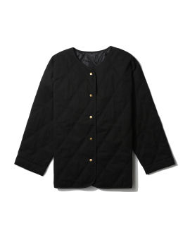 Padded button jacket