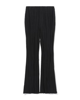 Pleated pants