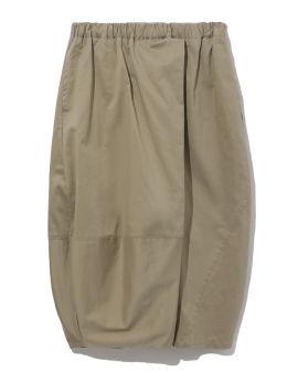 Boxy cropped pants