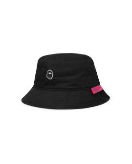 Logo applique bucket hat