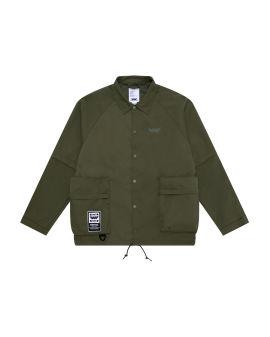 Label patch jacket