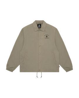 Bigfoot print jacket