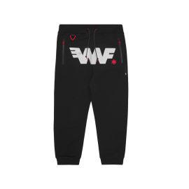 WAF logo joggers
