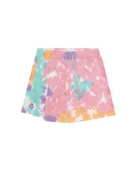 Tie-dye shorts