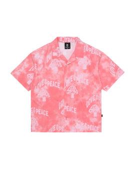 All-over printed shirt