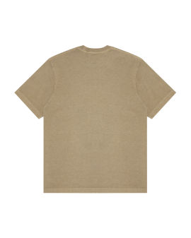 Dust off embroidered logo tee