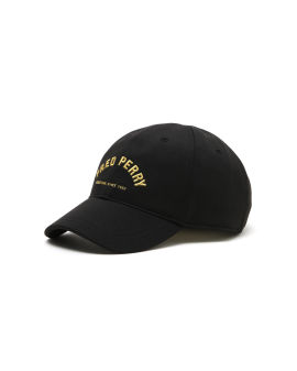 Branded tricot cap