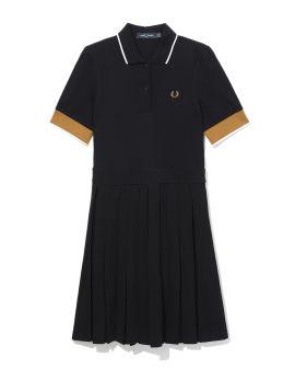 Pique tennis dress