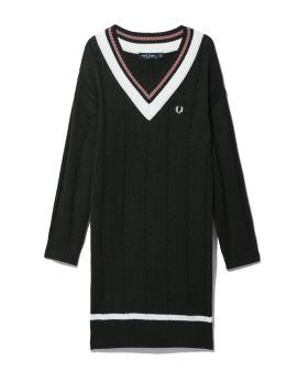 Tilden knit dress