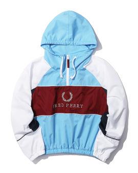 Hooded Dolman jacket