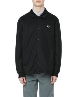 Tricot coach jacket