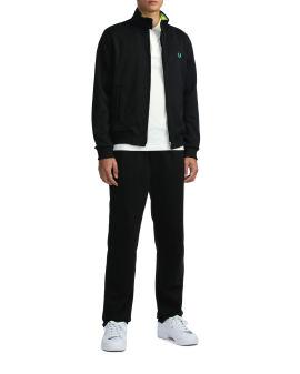 Harrington neck track jacket