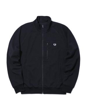 Utility track jacket