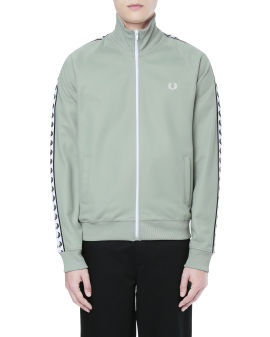 Taped track jacket