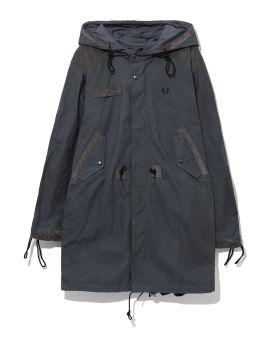 X Nicholas Daley parka coat
