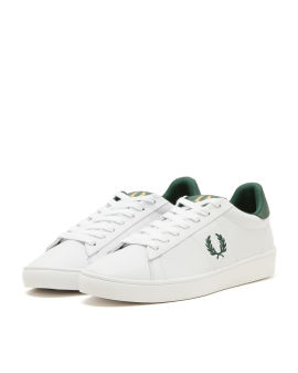 Spencer leather sneakers