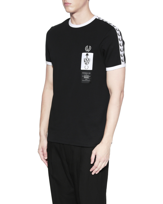 24de0b74 Fred Perry X Art Comes First ringer tee