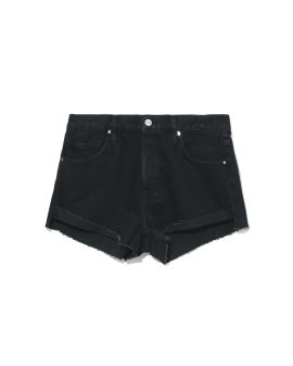Front cuff shorts