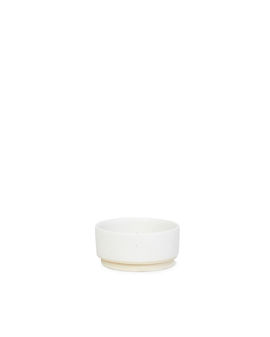 Otto Bowls White Set Small - Two pack