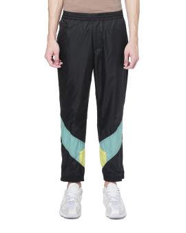 Colourblock track pants