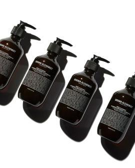 Body Cleanser - Chamomile, Bergamot & Rose 500ml