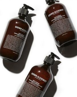 Body Cream - Mandarin and Rosemary Leaf 500ml