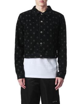 G Monogram denim jacket