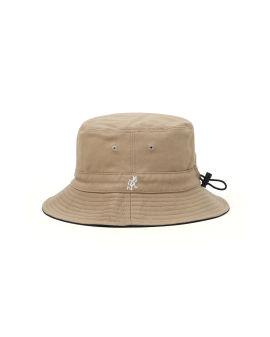 Logo reversible bucket hat