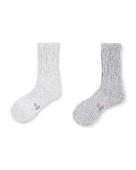 Logo crew socks - 2 packs