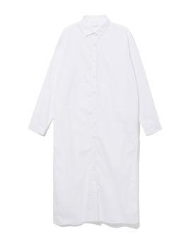 Straight shirt dress