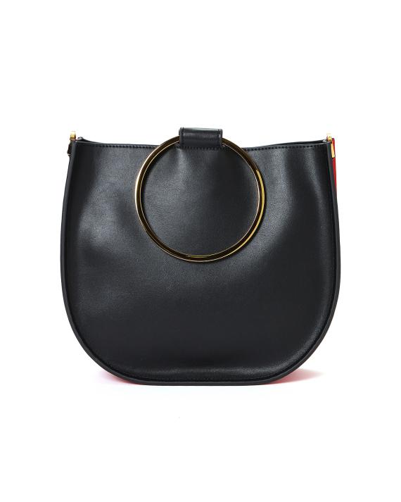 7d1eb73f5d2ce Havmoon Ring detail shoulder bag