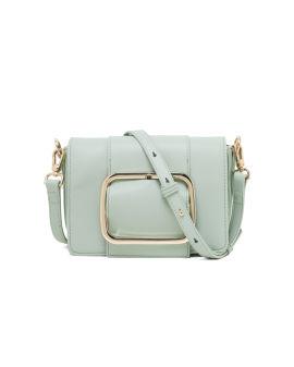 Bold buckle bag