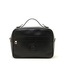 Medium leather case