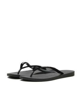 Slim flip flops