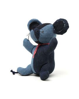 Mix Patchwork Mouse plushie