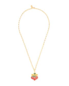 Pop berry necklace