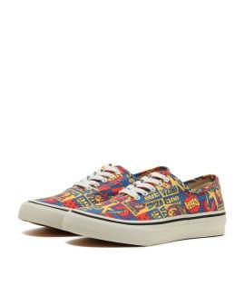 Ibiza graphic sneakers