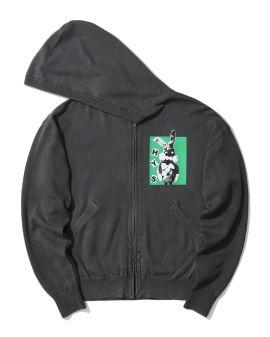 HYS Land zip hoodie
