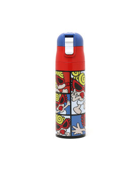 Mini To Go Total Pattern stainless steel bottle