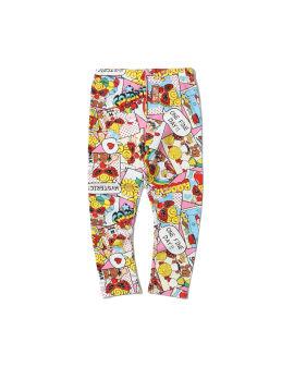 Graphic MINI-chan leggings