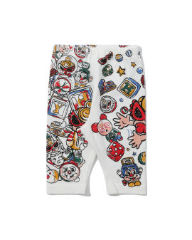 My first Hysteric messy toys shorts