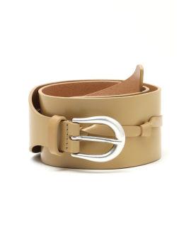 Tie-detail belt